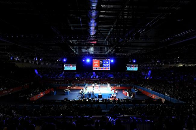 Boxing is set to take place at the 2020 Olympics