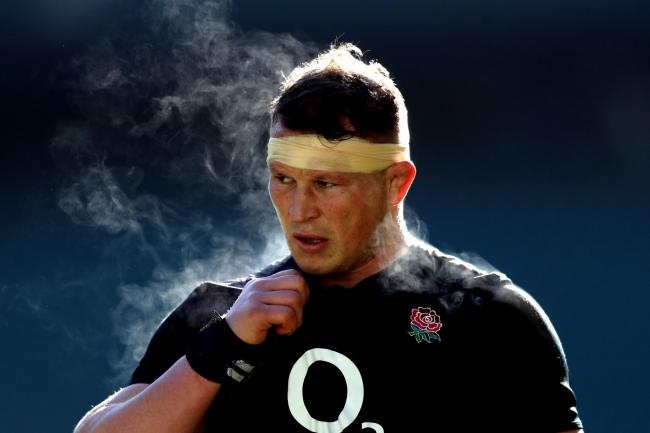 Dylan Hartley has been ruled out of the rest of the campaign
