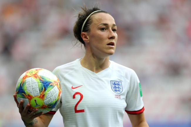 Bronze has withdrawn from England's SheBelieves Cup squad